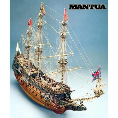 Sovereign - Model Ship Kit Sovereign 787 by Mantua Ship Models