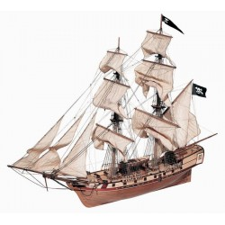 Corsair - Model Ship Kit Corsair 13600 by Occre Ship Models