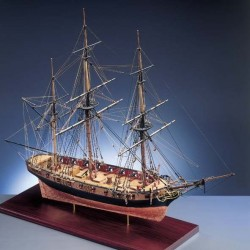 Snake - Model Ship Kit Snake 9002 by Jotika/Caldercraft Ship Models