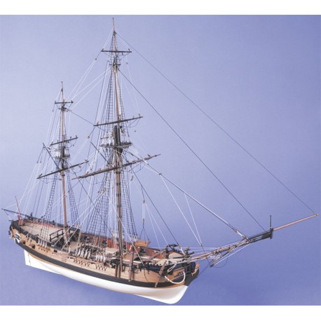 Granado - Model Ship Kit Granado 9015 by Jotika/Caldercraft Ship Models