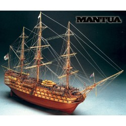 Victory, ship model kit Mantua 776