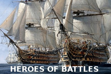 Model ship kits of battle ships