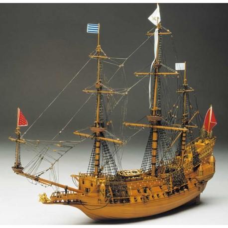 La Couronne ship model kit Mantua 778