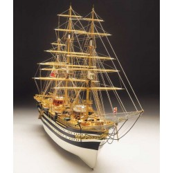 Amerigo Vespucci, ship model kit Mantua 799