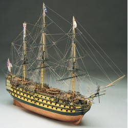 Victory - Model Ship Kit Victory 720 by Mantua Ship Models