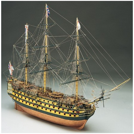 Victorym ship model kit Mantua 720