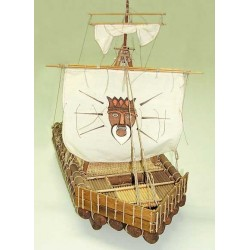 Kon-Tiki, ship model kit Mantua 703
