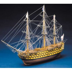 Victory, ship model kit Panart 738