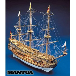 San Felipe, ship model kit Panart 747