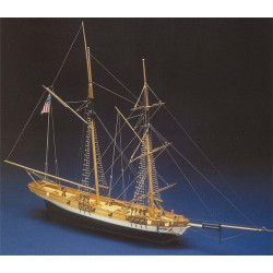 Lynx, ship model kit Panart 745