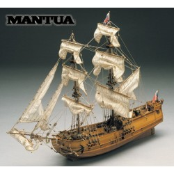 Golden Star, ship model kit Mantua 769