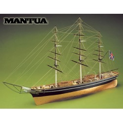 Cutty Sark - Model Ship Kit Cutty Sark 789 by Mantua Ship Models