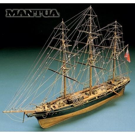 Thermopylae - Model Ship Kit Thermopylae 791 by Mantua Ship Models