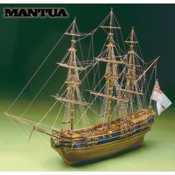 President - Model Ship Kit President 792 by Mantua Ship Models
