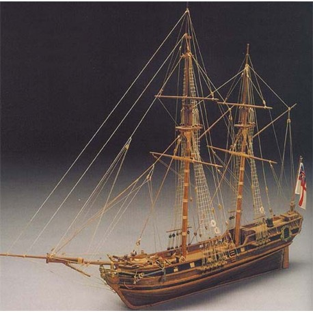 Race Horse - Model Ship Kit Race Horse 793 by Mantua Ship Models