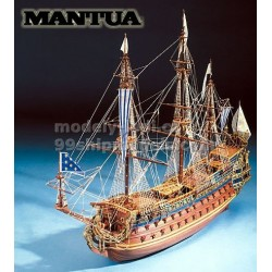 Le Soleil Royal - Model Ship Kit Le Soleil Royal 796 by Mantua Ship Models