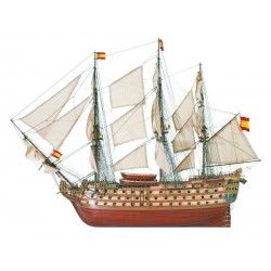 Santa Ana - Model Ship Kit Santa Ana 22905 by Artesania Latina Ship Models