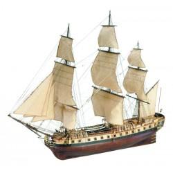 Hermione - Model Ship Kit Hermione 22517 by Artesania Latina Ship Models