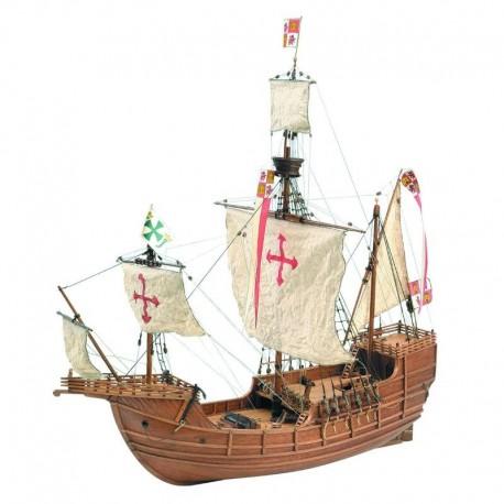 Santa Maria - Model Ship Kit Santa Maria 22411 by Artesania Latina Ship Models