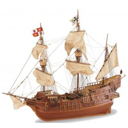 San Juan - Model Ship Kit San Juan 18022 by Artesania Latina Ship Models