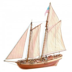 Virginia - Model Ship Kit Virginia 22135 by Artesania Latina Ship Models