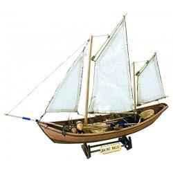 Saint Malo - Model Ship Kit Saint Malo 19010 by Artesania Latina Ship Models