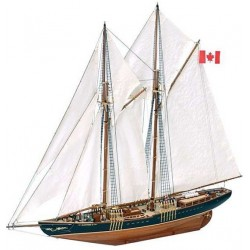 Bluenose II - Model Ship Kit Bluenose II 22453 by Artesania Latina Ship Models