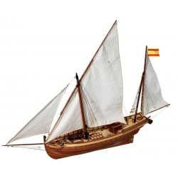 San Juan - Model Ship Kit San Juan 12001 by Occre Ship Models