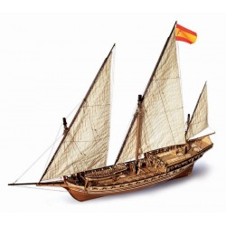 Cazador - Model Ship Kit Cazador 14002 by Occre Ship Models