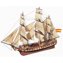 Diana - Model Ship Kit Diana 14001 by Occre Ship Models
