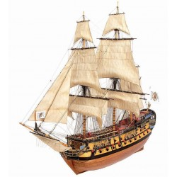 Pilar - Model Ship Kit Pilar 15001 by Occre Ship Models