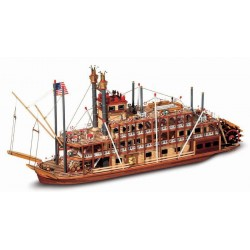 Mississippi - Model Ship Kit Mississippi 14003 by Occre Ship Models