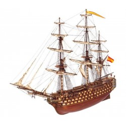 Santisima Trinidad - Model Ship Kit Santisima Trinidad 15800 by Occre Ship Models