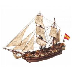 La Candelaria - Model Ship Kit La Candelaria 13000 by Occre Ship Models