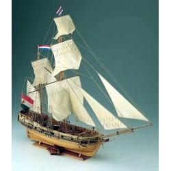 Dolphyn - Model Ship Kit Dolphyn 16 by Corel Ship Models