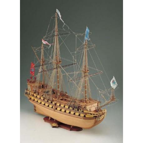 Mirage - Model Ship Kit Mirage 10 by Corel Ship Models