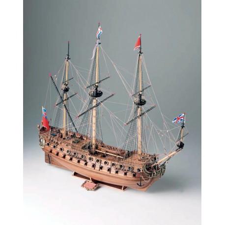 Neptune - Model Ship Kit Neptune 58 by Corel Ship Models
