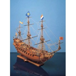 Prins Willem - Model Ship Kit Prins Willem 40 by Corel Ship Models
