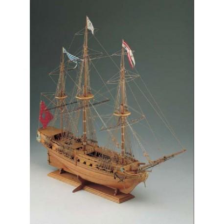 Sirene - Model Ship Kit Sirene 14 by Corel Ship Models