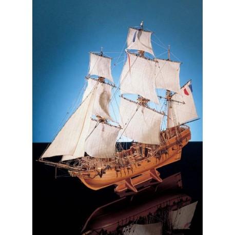 Tonnant - Model Ship Kit Tonnant 50 by Corel Ship Models