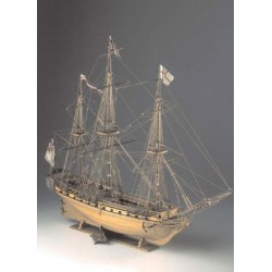 Unicorn - Model Ship Kit Unicorn 11 by Corel Ship Models