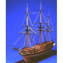 Diana - Model Ship Kit Diana 9000 by Jotika/Caldercraft Ship Models