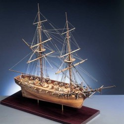 Cruiser - Model Ship Kit Cruiser 9001 by Jotika/Caldercraft Ship Models
