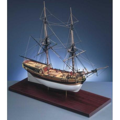 Supply - Model Ship Kit Supply 9005 by Jotika/Caldercraft Ship Models