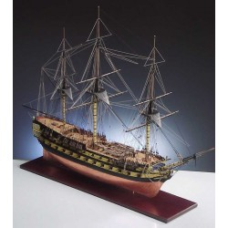 Agamemnon - Model Ship Kit Agamemnon 9003 by Jotika/Caldercraft Ship Models