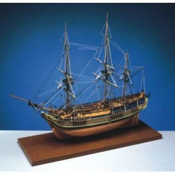 Bounty - Model Ship Kit Bounty 9009 by Jotika/Caldercraft Ship Models