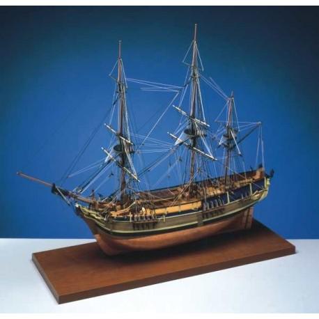 Bounty - Model Ship Kit Bounty 9009 by Jotika/Caldercraft Ship Models