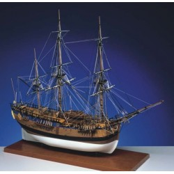 Endeavour - Model Ship Kit Endeavour 9006 by Jotika/Caldercraft Ship Models