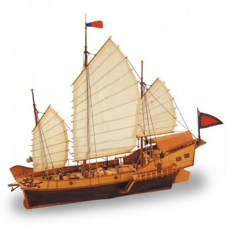 Red Dragon - Model Ship Kit Red Dragon 18020 by Artesania Latina Ship Models