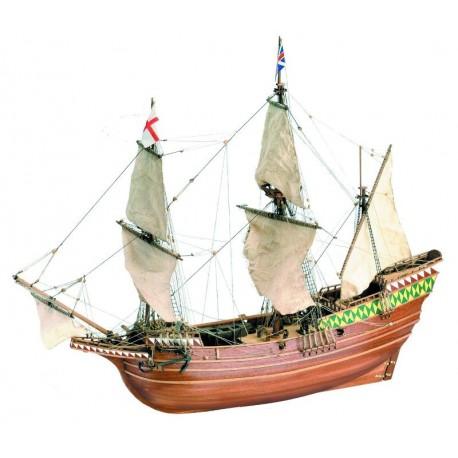 Mayflower - Model Ship Kit Mayflower 22451 by Artesania Latina Ship Models